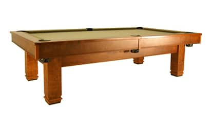 The Broadway - Craig Billiards Custom Pool and Billiard Tables