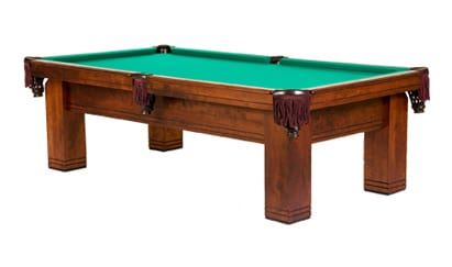 The Coronada - Craig Billiards Custom Pool and Billiard Tables