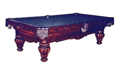 The Calabasas - Craig Billiards Custom Pool and Billiard Tables