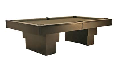 The Morrison - Craig Billiards Custom Pool and Billiard Tables