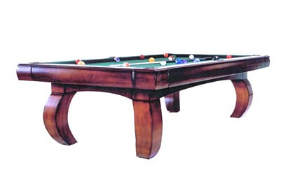 The Novelty - Craig Billiards Custom Pool and Billiard Tables