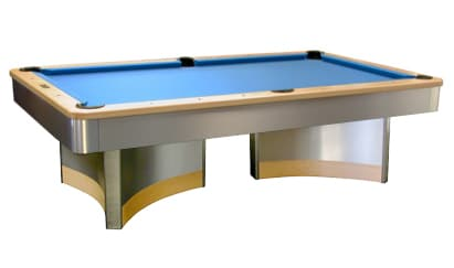 The Reflection - Craig Billiards Custom Pool and Billiard Tables