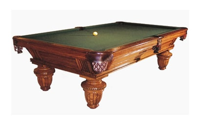 Union-League - Craig Billiards Custom Pool and Billiard Tables
