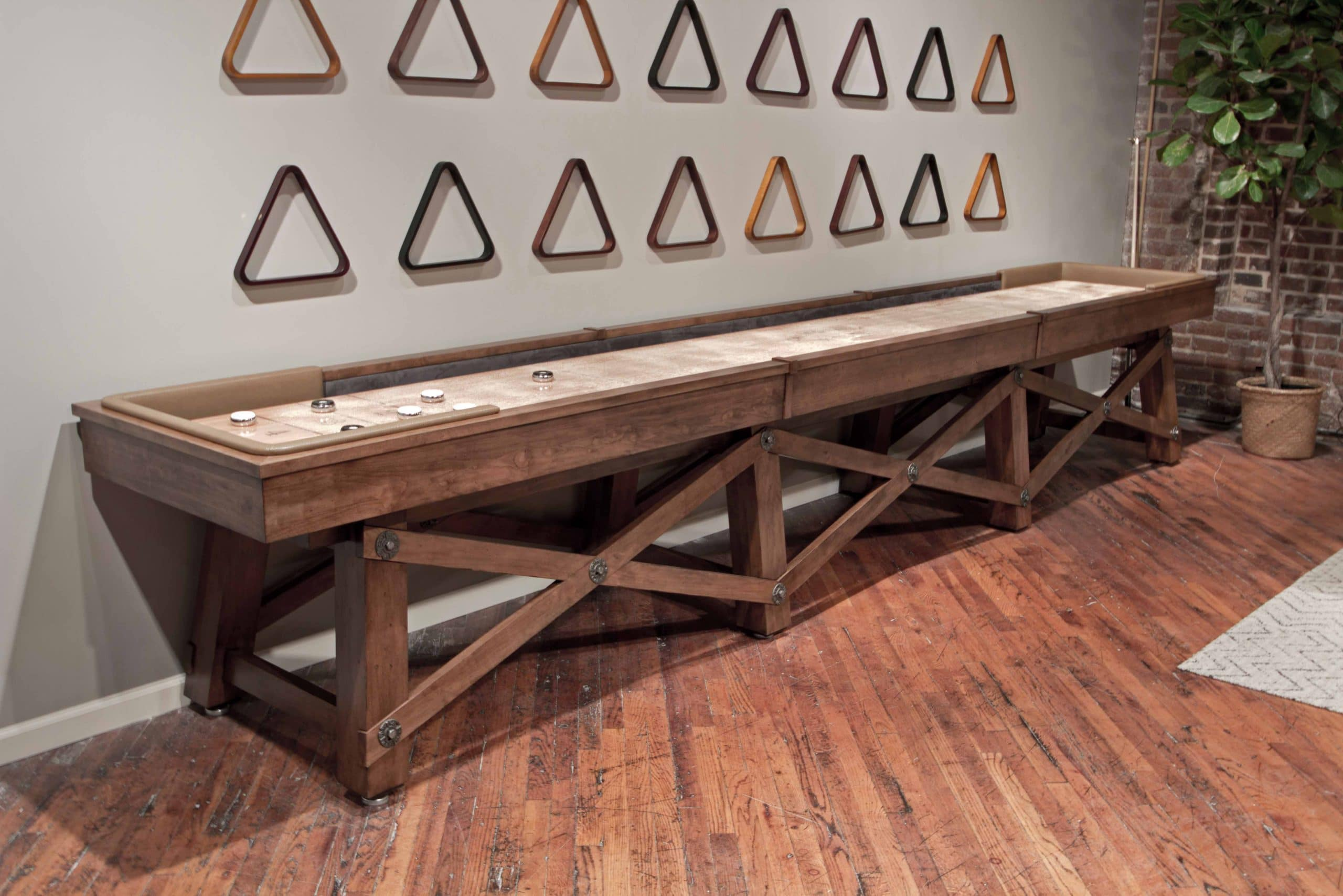 shuffleboard georgetown table swatch climate adjustment and playcraft product in block cfm hayneedle cherry butcher with